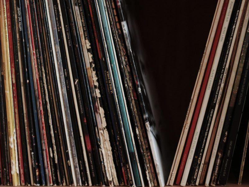 2020-09 Francine Grondin (Défi) - Au temps du vinyle